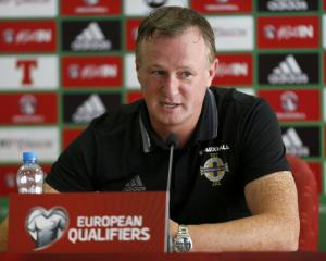 Jonny Evans glad to have Michael O'Neill as his national manager