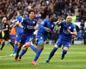 Wilfred Ndidi sets Leicester's sights on top-half finish after beating Watford