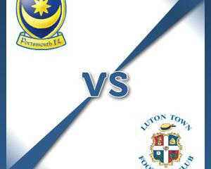 Portsmouth V Luton at Fratton Park : Match Preview