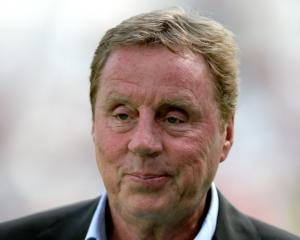 Harry Redknapp appointed as Birmingham manager