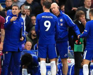 Chelsea hope second assessment of Morata's hamstring injury brings better news