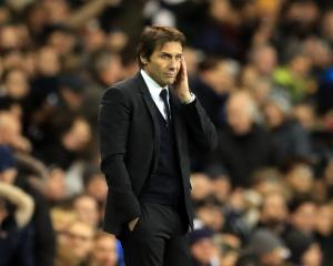 Chelsea head coach Antonio Conte says football is his life