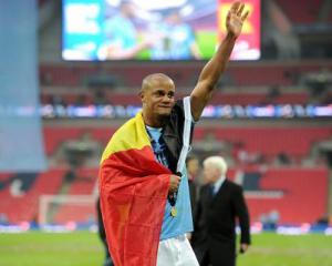 Kompany finally gracing stage befitting his status