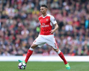 West Brom confirm Kieran Gibbs signing