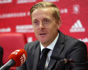 Garry Monk: Middlesbrough tick all the boxes for me