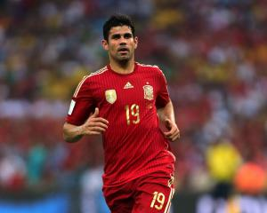 Spain await Costa test results