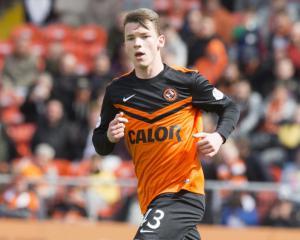 Dundee United midfielder Ali Coote joins Brentford