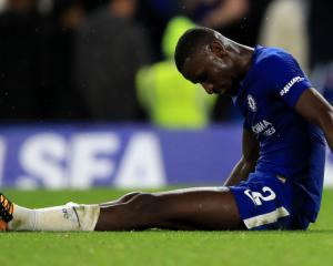 Roma charged by UEFA over fans' alleged racist chanting at Chelsea's Rudiger