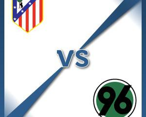 Hannover away at Atletico Madrid - Follow LIVE text commentary