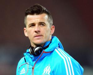 Barton included in Marseille squad