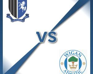 Gillingham V Wigan at MEMS Priestfield Stadium : Match Preview