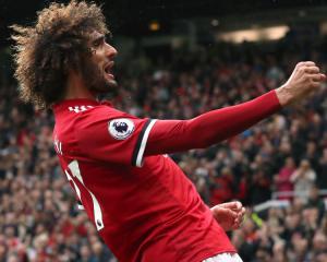 Manchester United boss Mourinho shrugs off loss of Fellaini for Liverpool trip