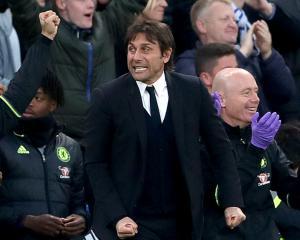 Chelsea boss Antonio Conte sees win as a big step towards Premier League title