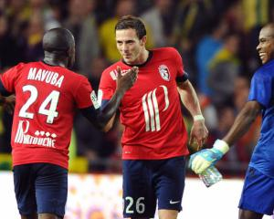 Lille snap drought, Marseille boost Euro prospects