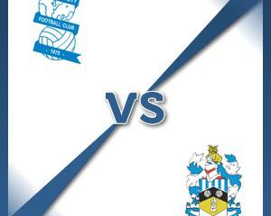 Birmingham V Huddersfield at St Andrews Stadium : Match Preview