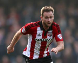 Brentford's Alan Judge warned by FA after anti-doping breach