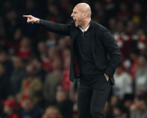 Jaap Stam hopes for friendly Old Trafford welcome