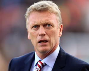 David Moyes in no immediate danger at Sunderland