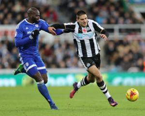 Crystal Palace and Swansea to Battle in £15 Million Bidding War for Newcastle Striker