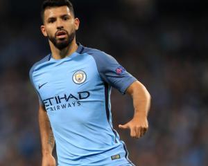 Sergio Aguero declares himself fit for Argentina despite calf problem