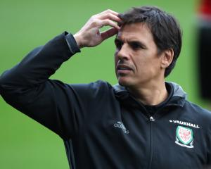 John Hartson thinks Chris Coleman will walk away from Wales job