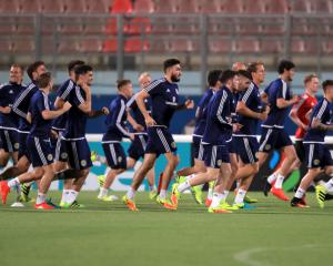 Gordon Strachan excited as Scotland prepare their World Cup tilt