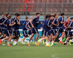 Gordon Strachan excited as Scotland prepare their World Cup tilt