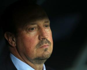 Napoli deny Benitez announcement