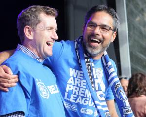 Dean Hoyle and David Wagner to plot Huddersfield's Premier League adventure