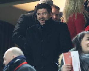 Steven Gerrard nervous about starting coaching role at Liverpool