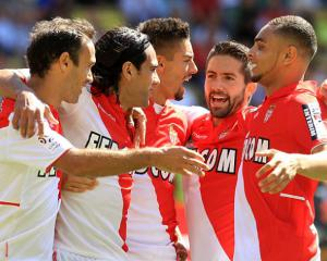 Monaco back on top after narrow Lorient victory