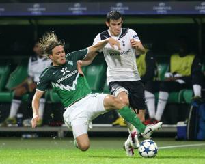 Werder Bremen 2-2 Tottenham Hotspur: Report