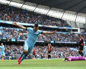 PFA Fans' Player of the Season award: The case for Manchester City nominee Sergio Aguero