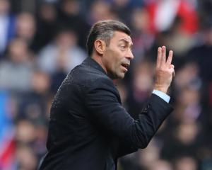 Pedro Caixinha will take time over his assessment of Rangers squad