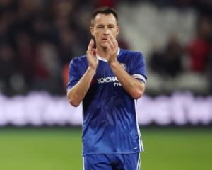 Chelsea captain John Terry facing around two weeks out with muscular problem