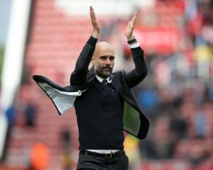 Pep Guardiola promises fight to the end as Man City bid to secure top four spot