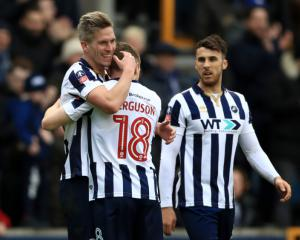 Late Steve Morison strike sees Millwall knock Watford out of the FA Cup