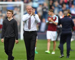 Burnley boss Sean Dyche preparing for busy summer