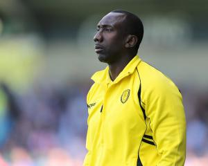 QPR open talks with Burton boss Jimmy Floyd Hasselbaink