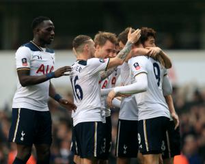Tottenham Hotspur 2-1 Southampton: Match Report