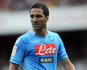 Higuain stunned by Napoli exit
