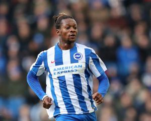 Gaetan Bong signs new one-year Brighton contract