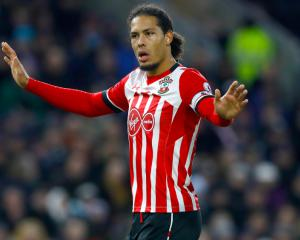 Liverpool set to avoid punishment for allegedly tapping up Virgil van Dijk