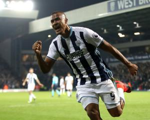 Salomon Rondon treble fires West Brom past Swansea and up to seventh