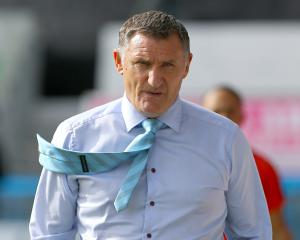 Tony Mowbray steps down as manager with Coventry bottom of League One
