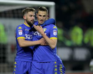 Stuart Dallas determined to show Chris Wood he made a mistake in leaving Leeds