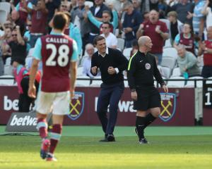 Slaven Bilic a happy man as West Ham see off Swansea