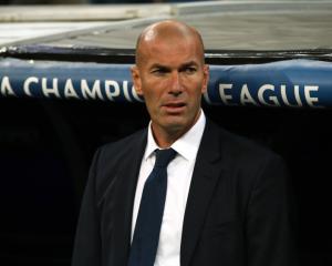 Zinedine Zidane pleased with effective Real Madrid