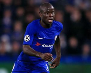 N'Golo Kante and Alvaro Morata doubtful for Crystal Palace clash