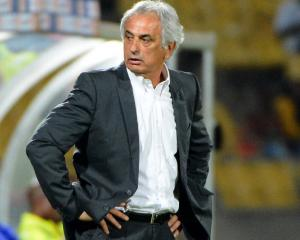 Halilhodzic slams Algeria critics